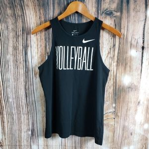 Nike Dri Fit Tank Top Volleyball Sports Top Tank